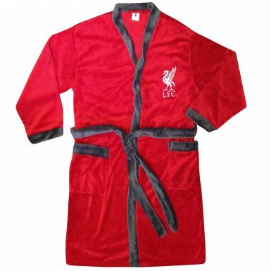 Liverpool FC Adults Dressing Gown