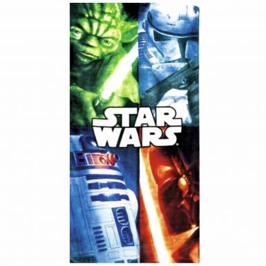 Official Star Wars The Force Awakens Towel