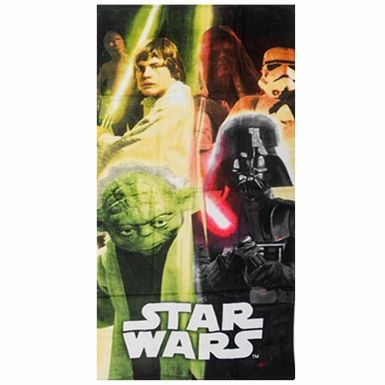 Official Star Wars Character Towel