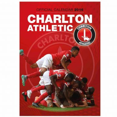Charlton Athletic 2016 Football Calendar