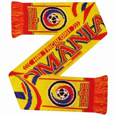 Romania 2016 Euro Finals Scarf