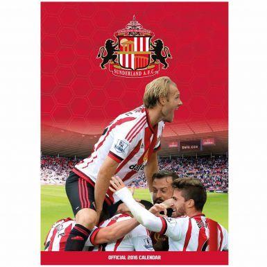 Sunderland AFC 2016 Soccer Calendar
