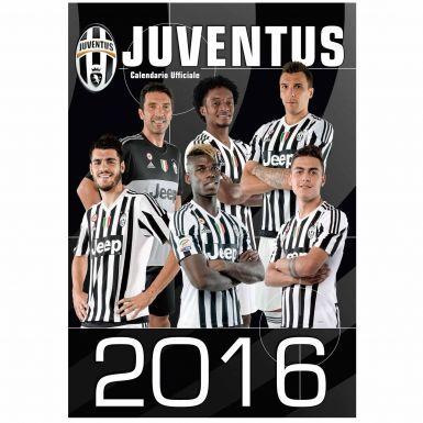 FC Juventus 2016 Football Calendar