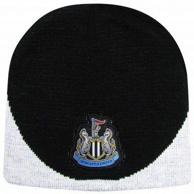 Newcastle Utd Beanie Hat