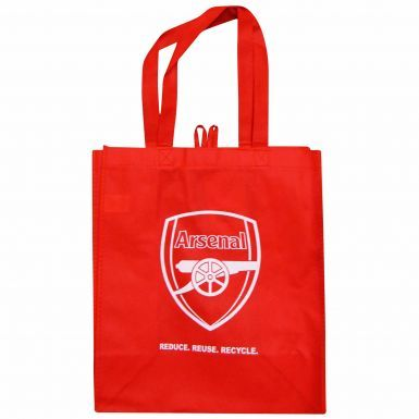 Official Arsenal FC Shopping Bag