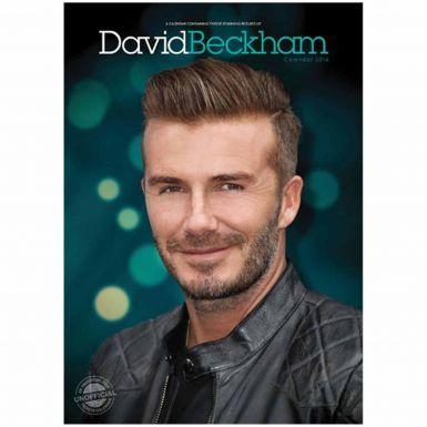 David Beckham 2016 Football Calendar