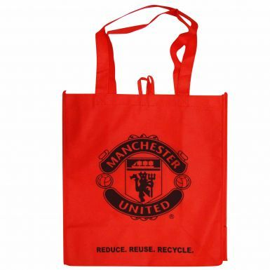 Official Manchester United Shopping Bag
