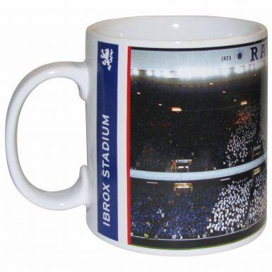 Rangers FC Ibrox Stadium Jumbo Mug