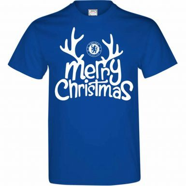 Chelsea FC Merry Christmas T-Shirt