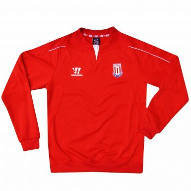 Stoke City Boys Sweatshirt for Training