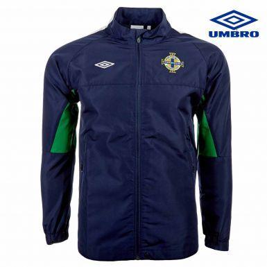 Northern Ireland Football Rain Jacket by Umbro