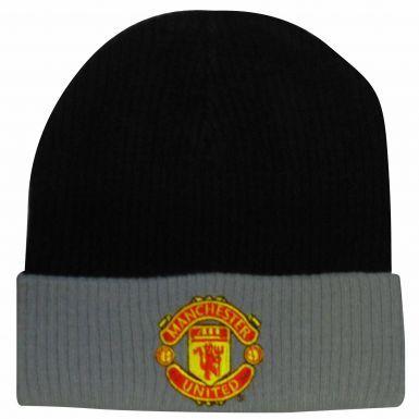 Kids Manchester Utd Woolly Hat by Nike