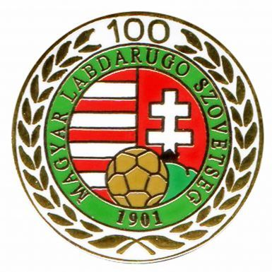 Hungary Football Association Crest Pin Badge
