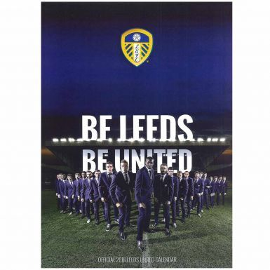 Leeds United 2016 Football Calendar