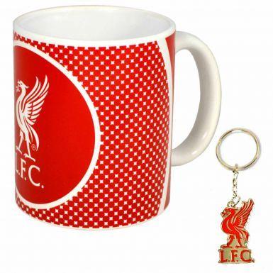 Liverpool FC Mug & Keyring