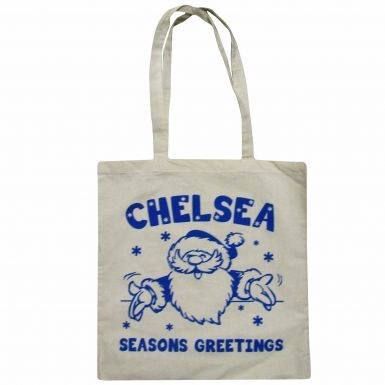 Chelsea Christmas Shopping Bag