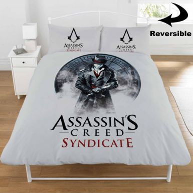 Assassins Creed Syndicate Double Bed Duvet Cover Set