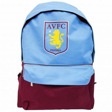Aston Villa Crest Rucksack
