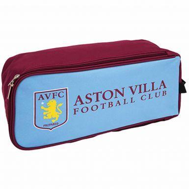 Aston Villa Crest Bootbag