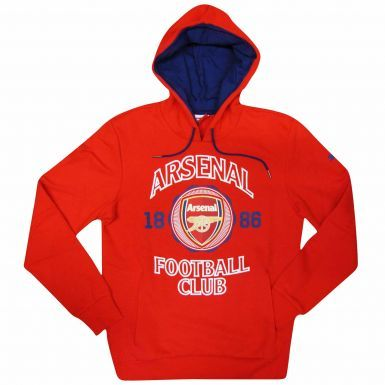 Arsenal FC Graphic Logo Hoodie by Puma
