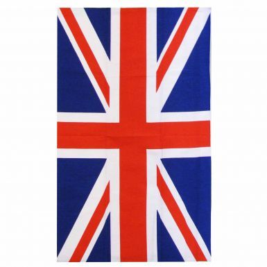 Union Jack Design Cotton Tea Towel
