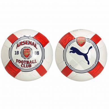 Official Arsenal FC Training Football by Puma (Size 5)