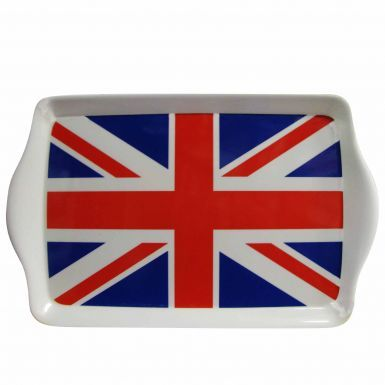 Medium Union Jack Plastic Tray