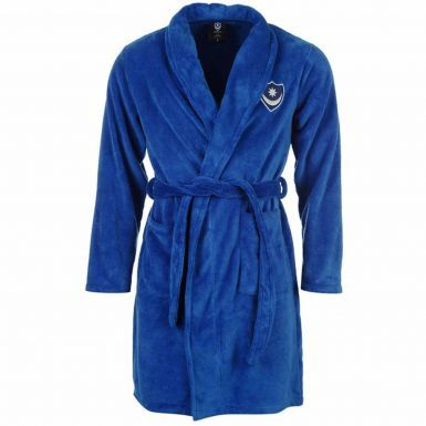 Portsmouth FC Adults Dressing Gown