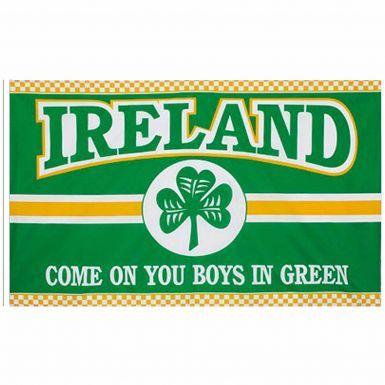 Giant Ireland 2016 Euros Flag