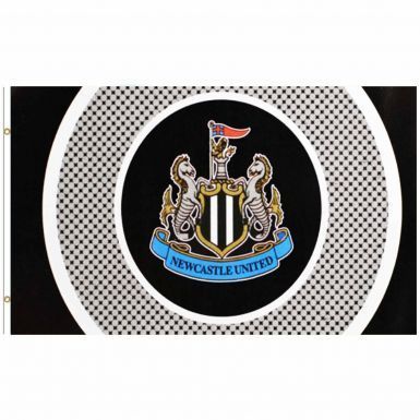 Giant Newcastle United Crest Flag