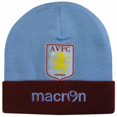Aston Villa Crest Bronx Hat by Macron