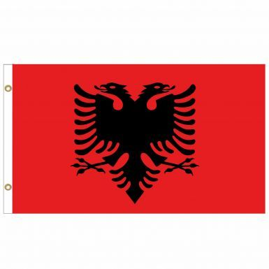 Giant Albania National Flag