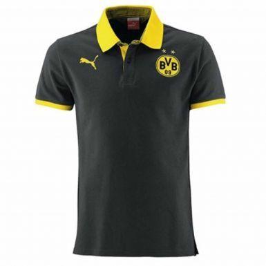 BVB Borussia Dortmund Polo Shirt by Puma