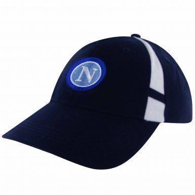 SSC Napoli Crest Baseball Cap