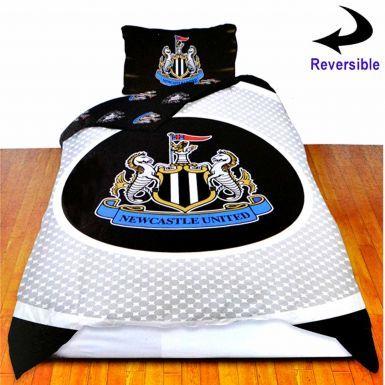 Newcastle United Single Duvet Cover Set