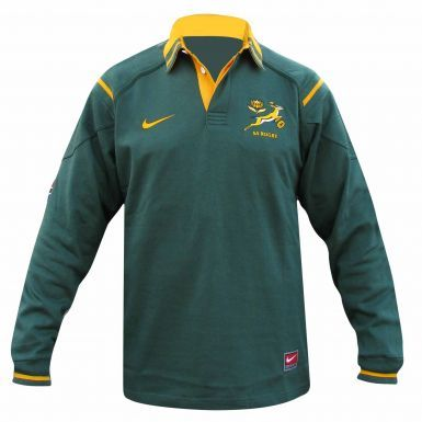 South Africa Springboks Rugby Shirt by Nike