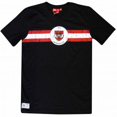 Official Austria (Österreich) T-Shirt by Puma