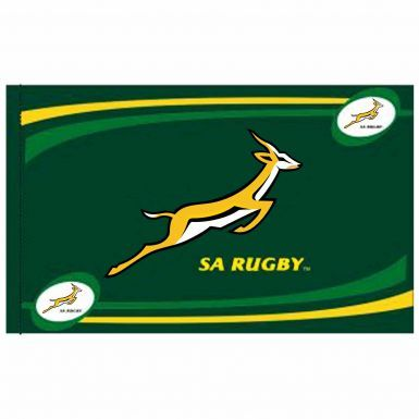 Official South Africa Springboks Rugby Flag