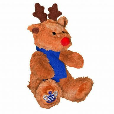 Queens Park Rangers Christmas Reindeer