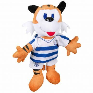 Queens Park Rangers Cuddly Tiger Mascot Toy