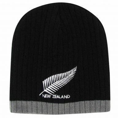 New Zealand Rugby Beanie Hat