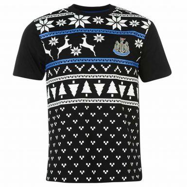 Newcastle United Christmas T-Shirt