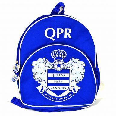 Queens Park Rangers Crest Rucksack