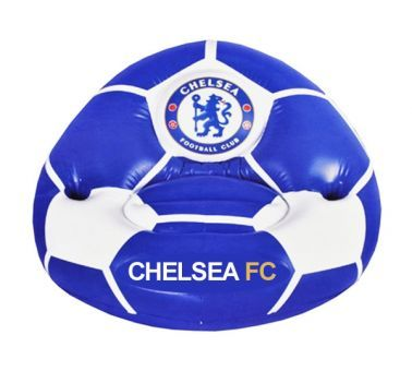 Chelsea FC Crest Inflatable Chair