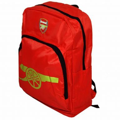 Arsenal FC Football Crest Rucksack