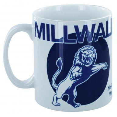 Millwall Lions Crest Mug