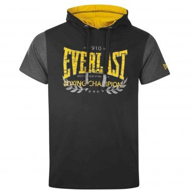 Everlast NY Bronx Boxing Layered T-Shirt with Hood