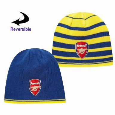 Arsenal FC Reversible Beanie Hat by Puma