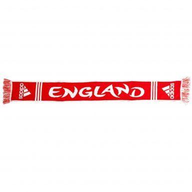 England Football & Rugby Fans Scarf by Adidas