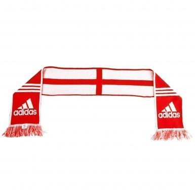 England Football & Rugby Fans Scarf by Adidas